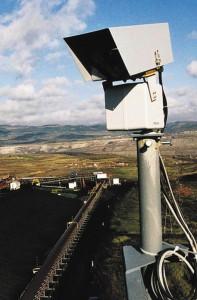 Тепловизоры снижают пожароопасность при хранении штабелей угля-Nastup-Mines-coal-pile-197x300