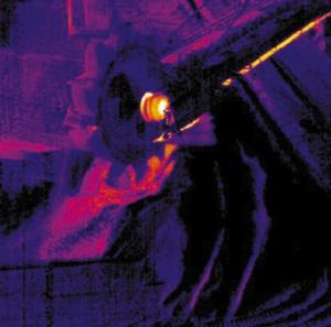 Тепловизоры снижают пожароопасность при хранении штабелей угля-Nastup-Mines-coal-pile_IR3-300x297