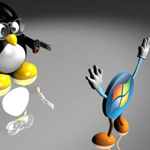Российские чиновники могут перейти с Windows на Linux-Windows_Linux