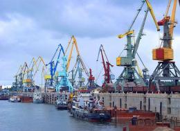 Система видеонаблюдения BEWARD на территории грузовых портов-porty11