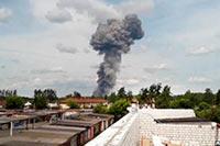 116 пострадавших при взрывах на заводе в Дзержинске-vzryv-na-zavode-v-dzerzhinske