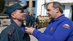 Глава МЧС России вручил медали крымским спасателям в Симферополе-wpid-1001010516
