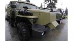 """На новых """"Уралах"""" будут ездить российские военные в Таджикистане-wpid-1001118819"""