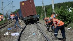 Семьи погибших при столкновении поездов получат компенсации-wpid-1008600186