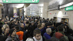 Система сплошного контроля пассажиропотока в метро Петербурга -wpid-528585168