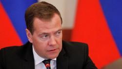 Медведев призвал провести реструктуризацию ОПК в сжатые сроки-wpid-924719282