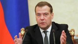Медведев выступит на заседании военно-промышленной конференции-wpid-927256373