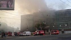 Пожар в Технологическом институте в Петербурге увеличился в 20 раз-wpid-940233082