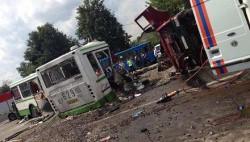 ДТП в новой Москве унесло жизни четырнадцати человек-wpid-949491458
