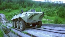 Первый бесшумный БТР, который может стать беспилотным, создан в РФ-wpid-952986898