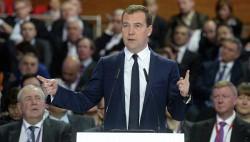 Повышать безопасность личной информации в интернете призвал Медведев-wpid-973991623