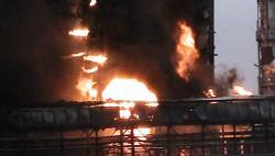 8 человек госпитализированы после пожара на ставропольском химзаводе -wpid-997178874