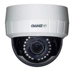 Сетевая купольная видеокамера GANZ c ИК-прожектором и с Full HD при 25 к/с-zn-d2mtp-ir_small1